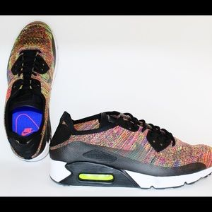 Air Max 90 Ultra Fkyknit 2.0 Multi-Color: Mens